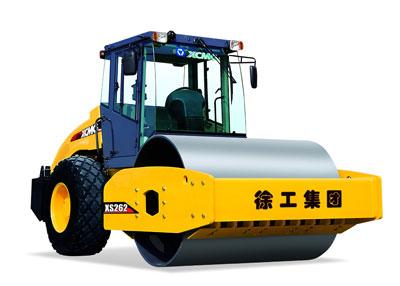 XS263 液压驱动单钢轮振动压路机