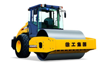 XS222H 液压驱动单钢轮振动压路机