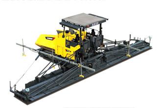 RP1356 沥青混凝土摊铺机