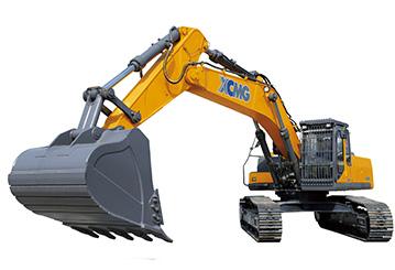 大型挖掘机 XE490CK