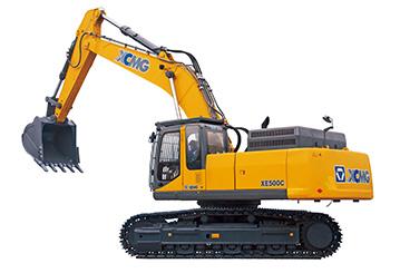 大型挖掘机 XE500C