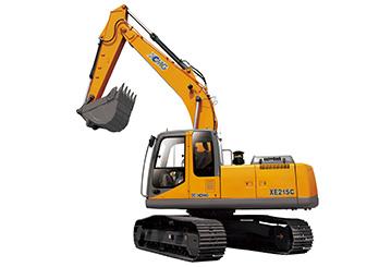 中型挖掘机 XE215C