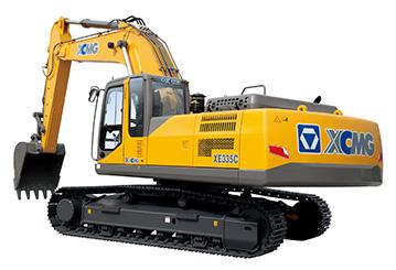 中型挖掘机 XE335C