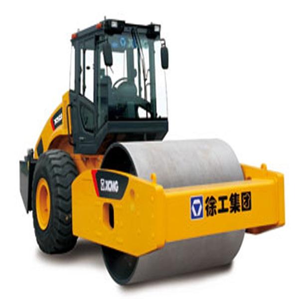 XS223 机械驱动单钢轮振动压路机